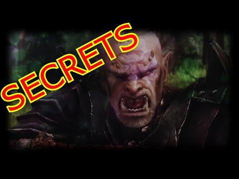Skyrim Lore: Orc Secrets!