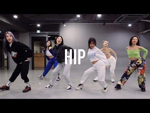 마마무(MAMAMOO) - HIP  / Minny Park X Lia Kim Choreography With MAMAMOO