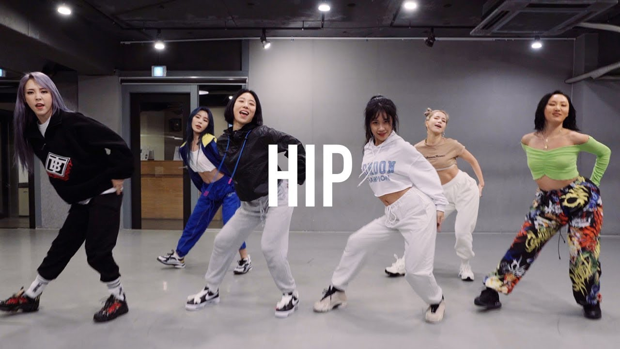 Download 마마무(MAMAMOO) - HIP  / Minny Park X Lia Kim Choreography with MAMAMOO