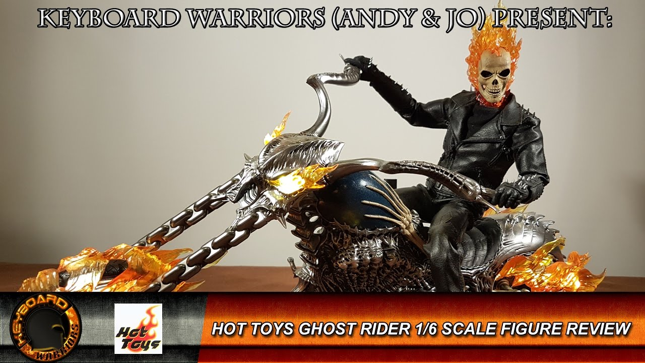 hot toys ghost rider review