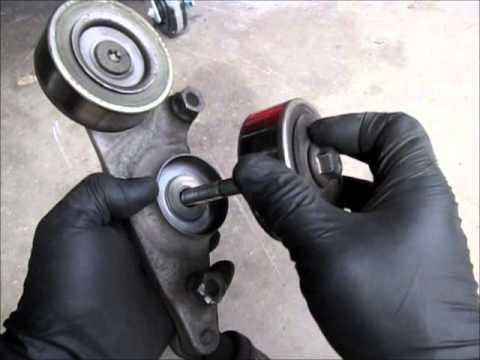 how to fix broken alternator bracket in honda odyssey. Black Bedroom Furniture Sets. Home Design Ideas