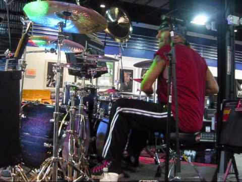 Patrick Johansson  Drum Solo 10102009