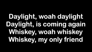 Yelawolf - Daylight [HQ & Lyrics]