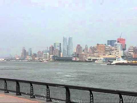 Pier A Park, Hoboken, NJ