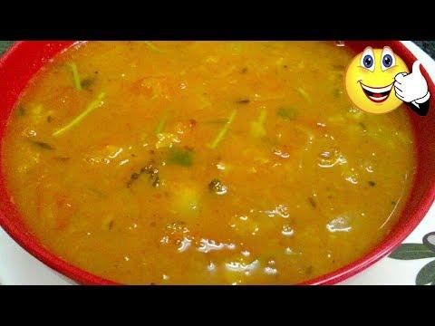 டிபன� சாம�பார� செய�வத� எப�படி/How To Make Tiffen Sambar For Idli Dosa Pongal/South Indian Recipes