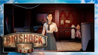 Monument Island #4 ☁️ BioShock Infinite | Let's Play The Collection | PS4 Pro