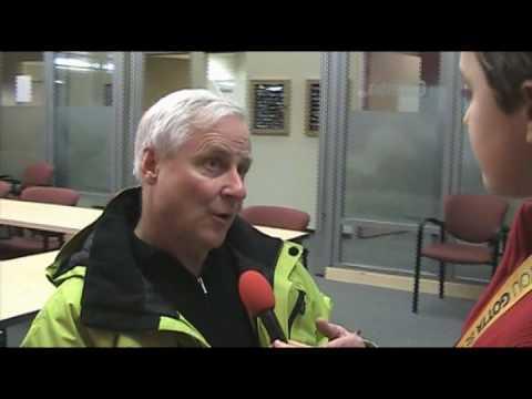 2010 Winter Olympics: Brennan LaBrie @kidreporter Interviews Rick Antonson, CEO Tourism Vancouver