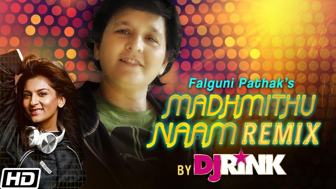 Madhmithu Naam (Remix)   Falguni Pathak   DJ Rink   Rasbihari D   Sudhir D   Latest Garba Songs 2021