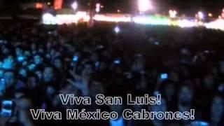 Feria del Algodon 2010 - Gira Molotov  Inicio -