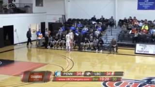 basketball player accidentally passes to coach who then makes the shot
