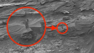 Signs of life on Mars!