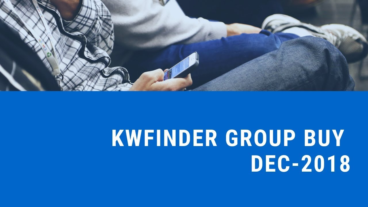 KW Finder Review - SEO Group Buy Tools