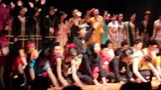 Pennsylvania State University Malaysian Night 2013 (Life In Color)