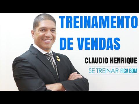 Treinamento de Vendas com Claudio Henrique (SE TREINAR FICA BOM)