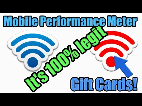 Mobile Performance Meter Review!