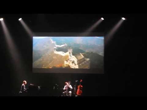 Kung Fu Piano - Piano guys live in Amsterdam