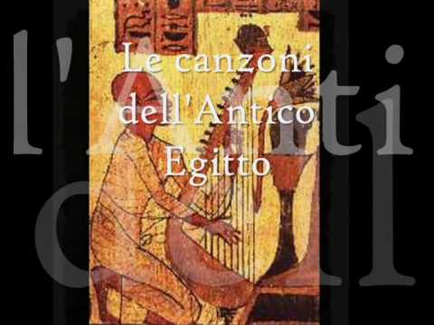 L'Antico Egitto e la musica - Maurizio Agrò