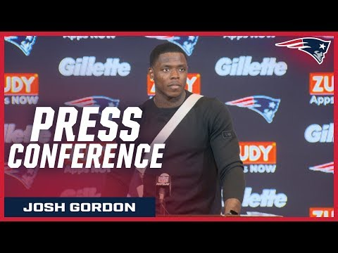 Josh Gordon: 'I am extremely filled with gratitude every day'