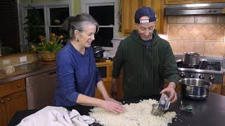 Koji Basics Part 2:  Making Koji Rice with Chef Ken Fornataro