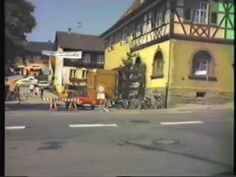 Dorffest Fluorn1981