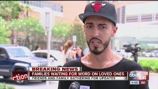 Orlando Nightclub Massacre: Eyewitness describes what scene was like inside Pulse at time of shootin