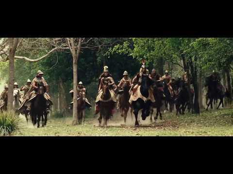 Alexander's Cavalry Charge vs Porus / Hydaspes Battle (French) - Alexander