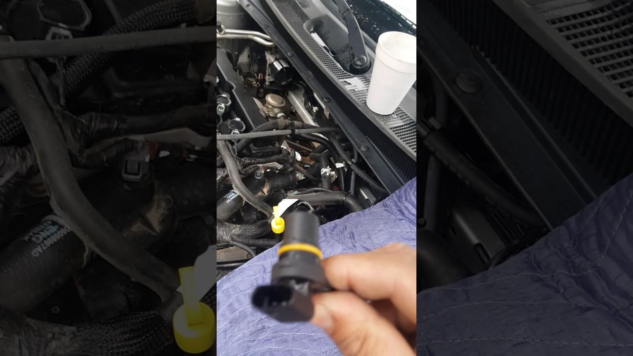 08 sebring camshaft sensor [ 1280 x 720 Pixel ]