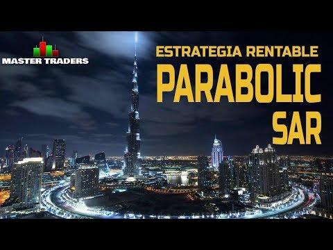 【  ESTRATEGIA】 Opciones Binarias ( PARABOLIC SAR )