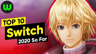 Top 10 Switch Games of 2020 So Far (Jan to Jun)