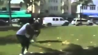 Kimbo Slice knockout   Кимбо Слайс нокаут 3