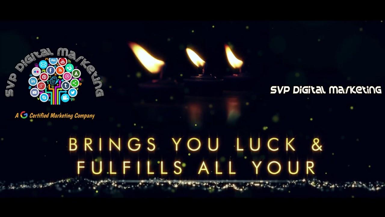 || Happy Diwali || From SVP Digital Marketing Aurangabad ||