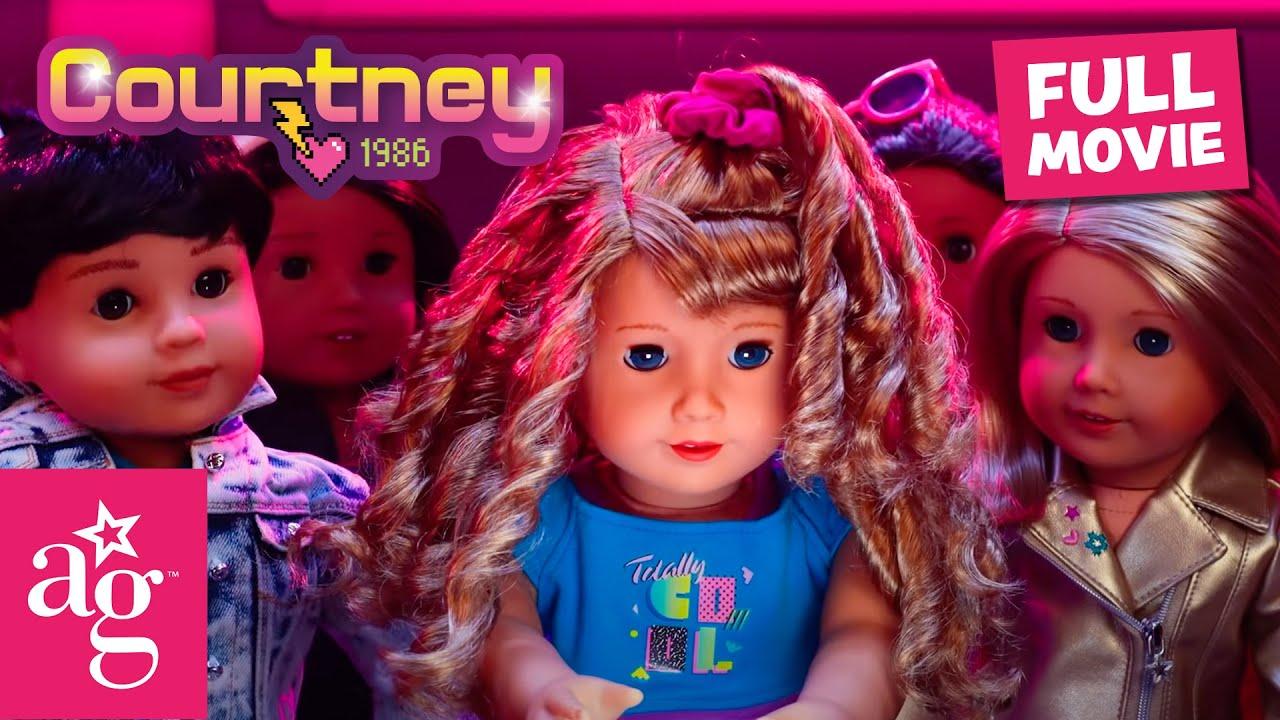 American Girl Courtney Movie!