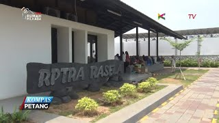 Segera Diresmikan: 100 RPTRA oleh Gubernur Djarot