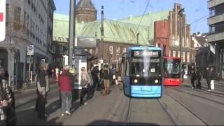 Bremen Mass Transit. Городской транспорт Бремена. 11.11.2010