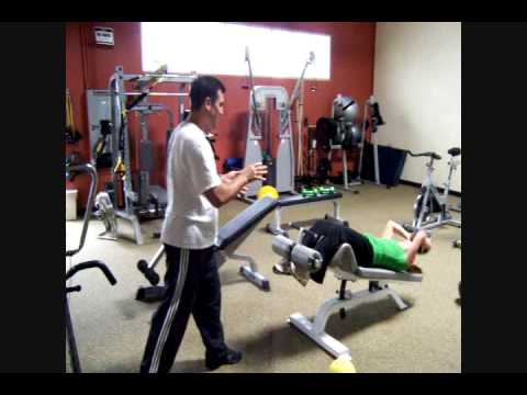 Personal Trainer in Chula Vista - Manny Saenz
