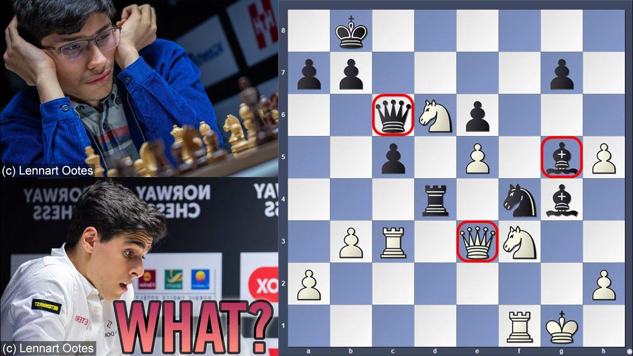 Download You said WHAT? | Tari vs Firouzja | Tata Steel Chess 2021
