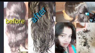 How to step haircut with short bangs hair cut perfect way