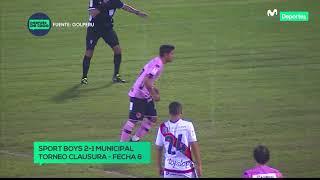 #DespuésdeTodo: Sport Boys 2-1 Deportivo Municipal | ANÁLISIS del partido
