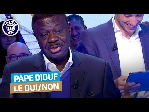 Le Oui/Non avec Pape Diouf : \
