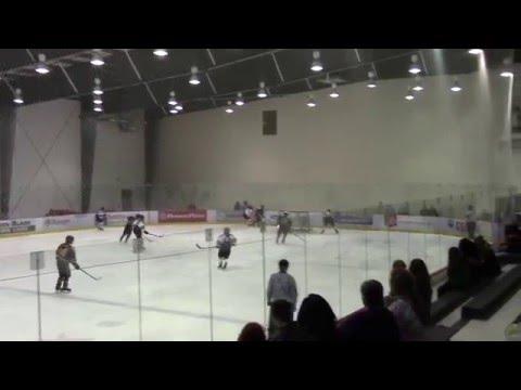 VCHA vs Balmoral Hall Mar 10 2016 - 2nd Period