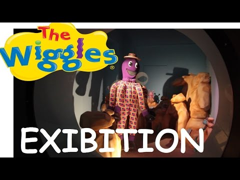 The Wiggles Exibition in Sydney Powerhouse Museum