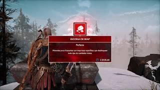 God of War 4 - Localización de uno de los primeros fragmentos de Escoria de Skap del New Game+