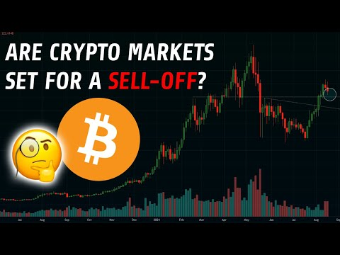 Are Crypto Markets In For A Sell-Off?