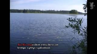 Kotimaani ompi Suomi - Suomineidot + KARAOKETEKSTITYS