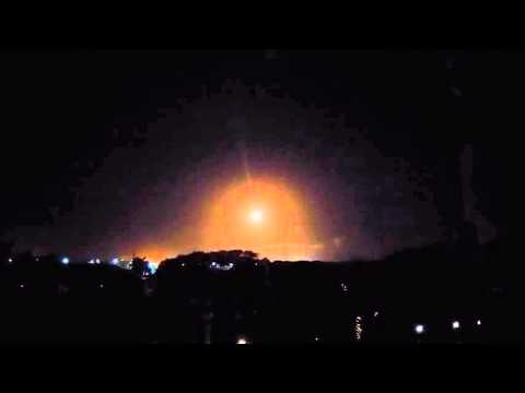 spacex lands a rocket in florida sonic boom