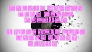 Download Mp3 Calvin Harris Feat. Ellie Golding -  Need Your Love  Jacob Plant Remix