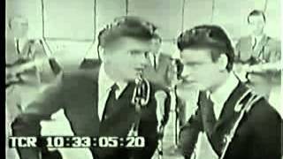The Everly Brothers - Bird Dog / Till I kissed you