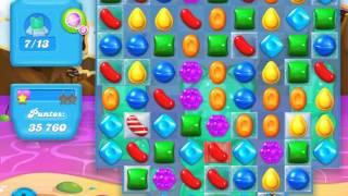 Candy Crush Soda Saga level 18 no booster