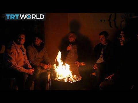 Gaza Sewage: Gaza's fuel crisis leads to sewage problems