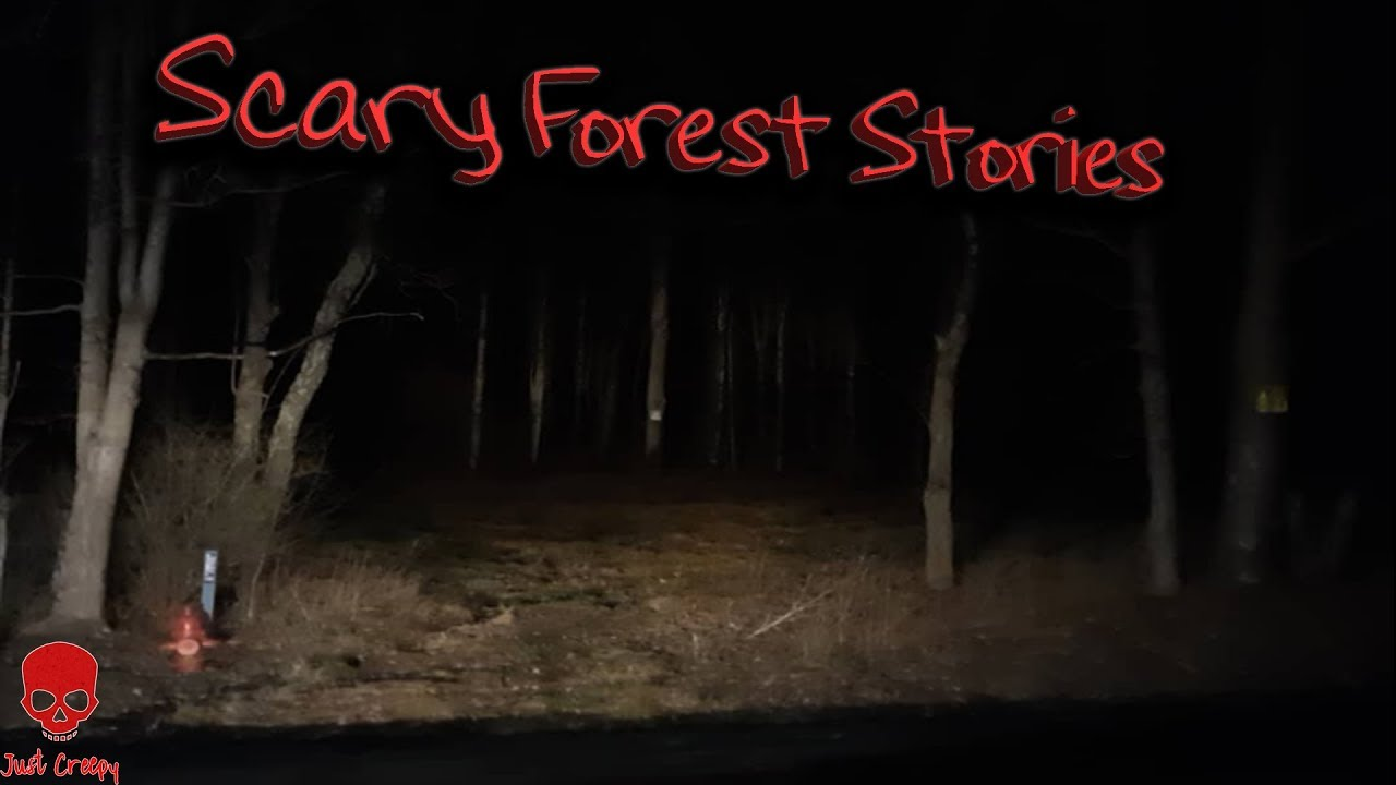 Scary Deep Woods/Forest Stories | Skinwalker, Wendigo, Close Encounter